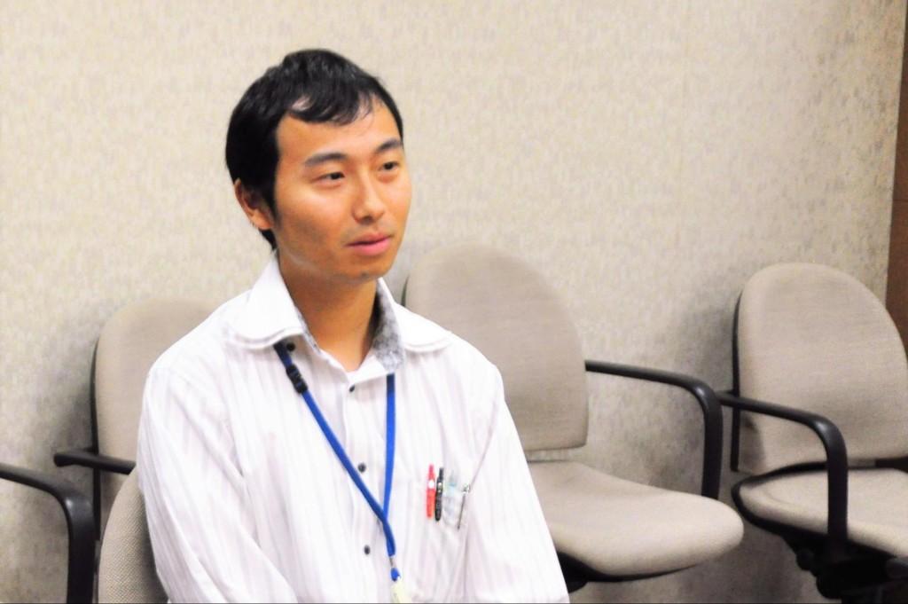大阪明星学学園 今村先生