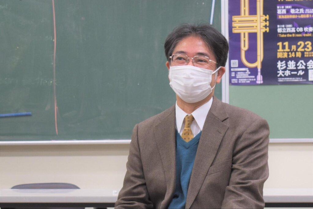 生徒がファシリテーションして主体的に進める「総合的な探究の時間」の新しい形 東京都立西高校 渡邊先生、森本先生、岩田先生