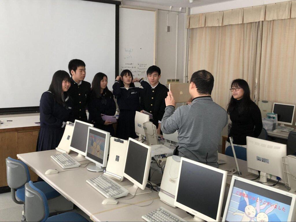 「面白さって学んでる途中にあると思う」兵庫県立高砂高等学校 井上くん