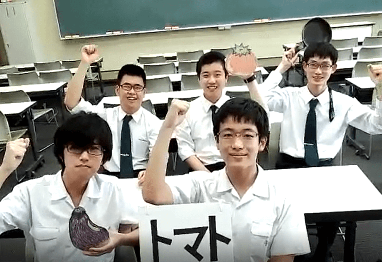 グランプリ受賞!「自分たちにしかできない発表を考えた」淳⼼学院中学校
